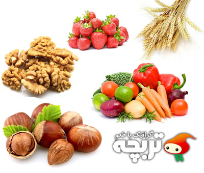 دانلود تصاویر با کیفیت غذا و خوراکی – Food & Fruits Stock Photo