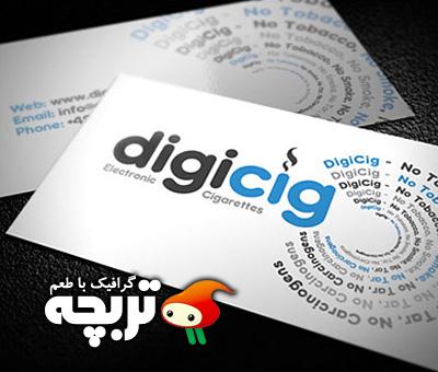 12 کارت ویزیت خلاق Creative Business Card