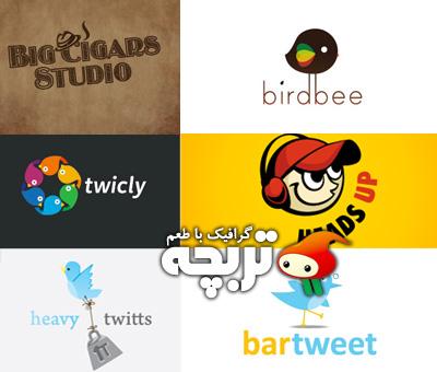 14 نمونه طراحی خلاقانه لوگو