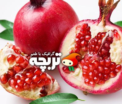 دانلود تصاویر با کیفیت انار Pomegranate ShutterStock