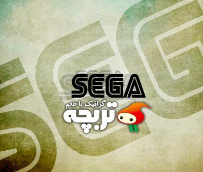فونت انگلیسی سگا Sega Font