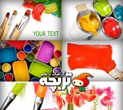 تصاویر جشنواره رنگها