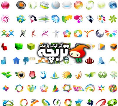 المنت های طراحی لوگو