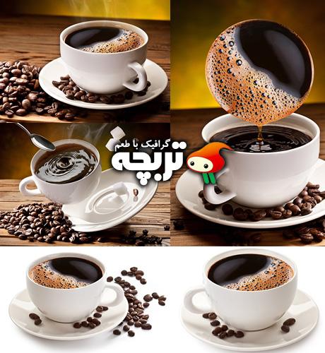 دانلود تصاویر با کیفیت قهوه Coffee ShutterStock