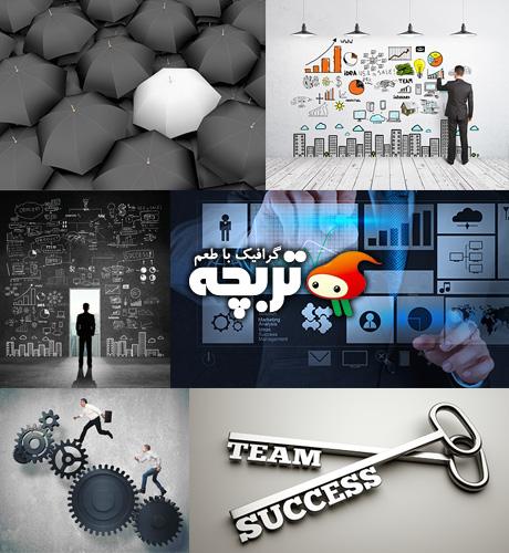 دانلود تصاویر با کیفیت کسب و کار مفهومی Business Concepts ShutterStock Part 02