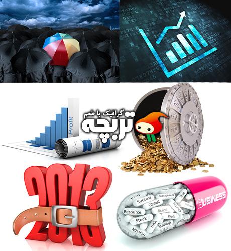 دانلود تصاویر با کیفیت مفهومی کسب و کار Business Concepts ShutterStock Part 03