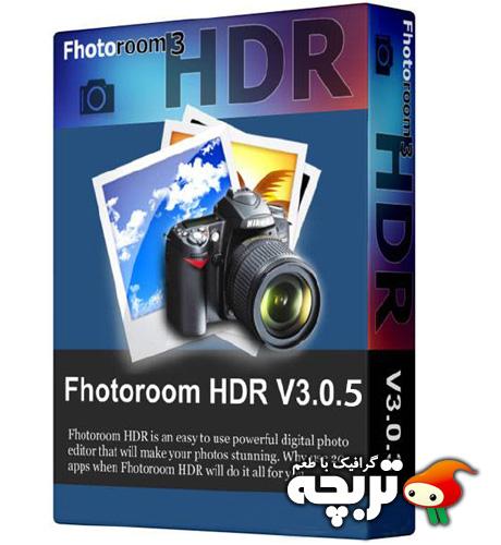 دانلود FhotoRoom HDR V3.0.5 نرم افزار ویرایش و ایجاد تصاویر HDR