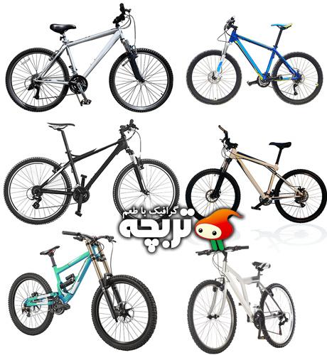 دانلود تصاویر با کیفیت دوچرخه Mountian Bikes Fotolia