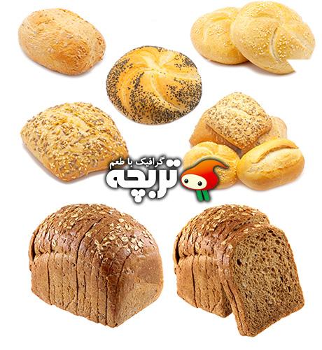 دانلود تصاویر با کیفیت نان جو فانتزی Oat Bread ShutterStock