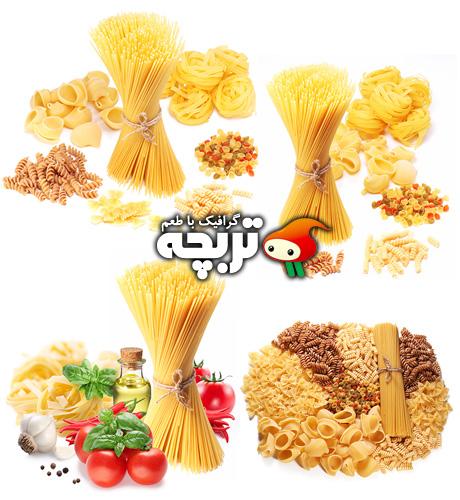دانلود تصاویر با کیفیت پاستا Pasta ShutterStock