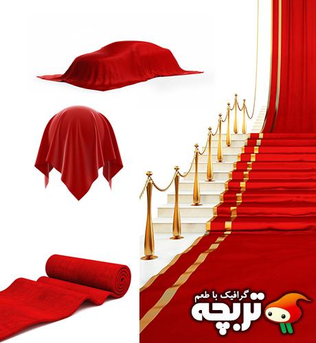 دانلود تصاویر با کیفیت فرش قرمز Red Carpets ShutterStock