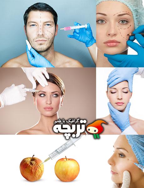 دانلود تصاویر با کیفیت جراحی پلاستیک Plastic Surgery ShutterStock