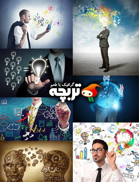 دانلود تصاویر با کیفیت کسب و کار خلاق Creative Business Collection