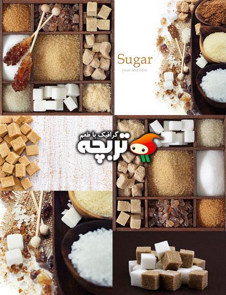 دانلود تصاویر با کیفیت قند و شکر Sugar Fotolia Images