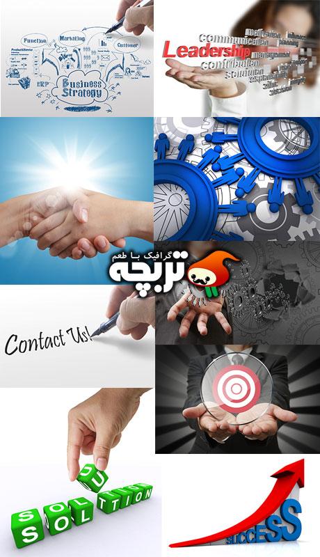 دانلود تصاویر با کیفیت تجارت مفهومی Business Concepts Stock Images