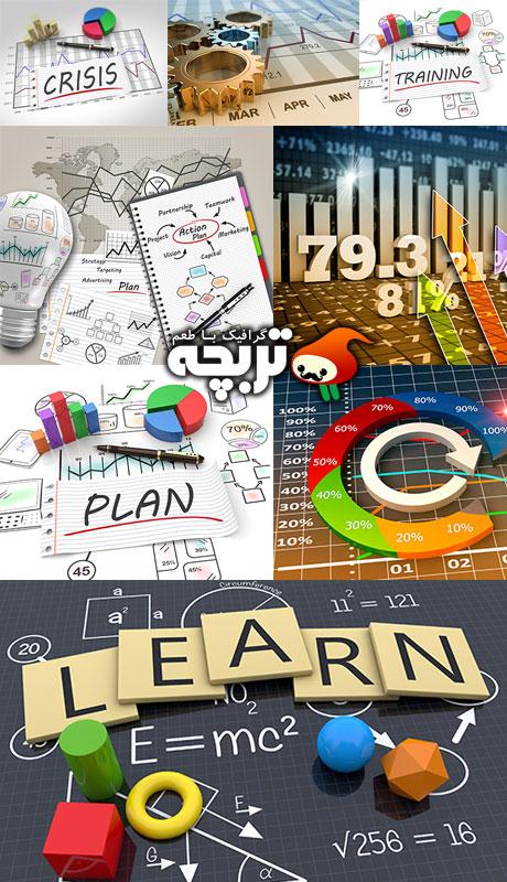 دانلود تصاویر با کیفیت برنامه ریزی و بازاریابی Marketing Planning Stock Images