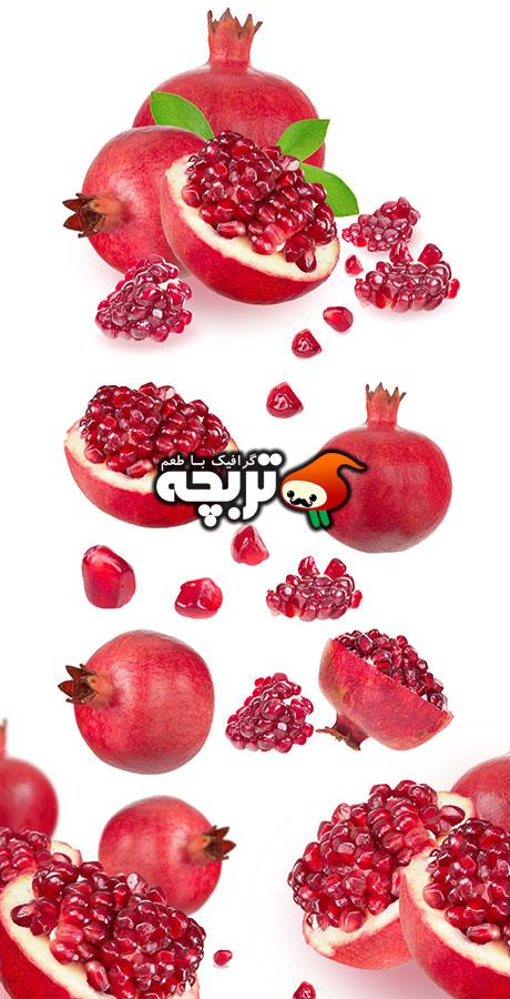 دانلود تصاویر با کیفیت انار Pomegranate Stock Photos