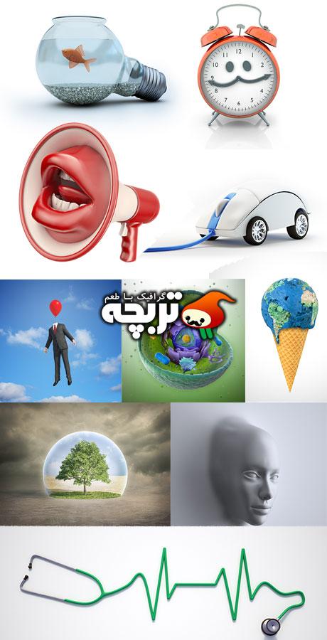 دانلود تصاویر با کیفیت ایده های جالب Interesting Ideas ShutterStock 03