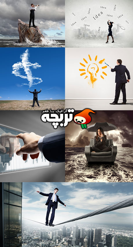 دانلود تصاویر استوک کسب و کار خلاق Creative Business Stock Photo 2