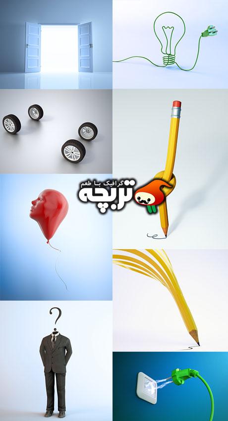 دانلود تصاویر با کیفیت ایده های جالب Interesting Ideas 4