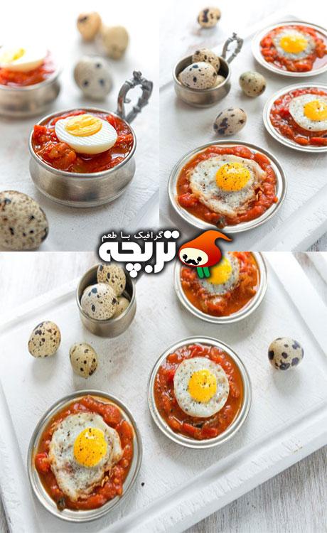 تصاویر با کیفیت املت EM Omelette And Eggs