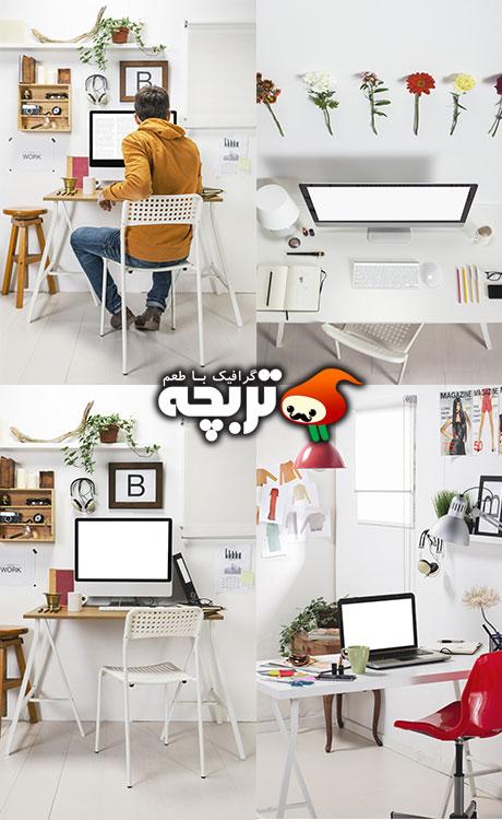 تصاویر استوک فضای کار Workspace