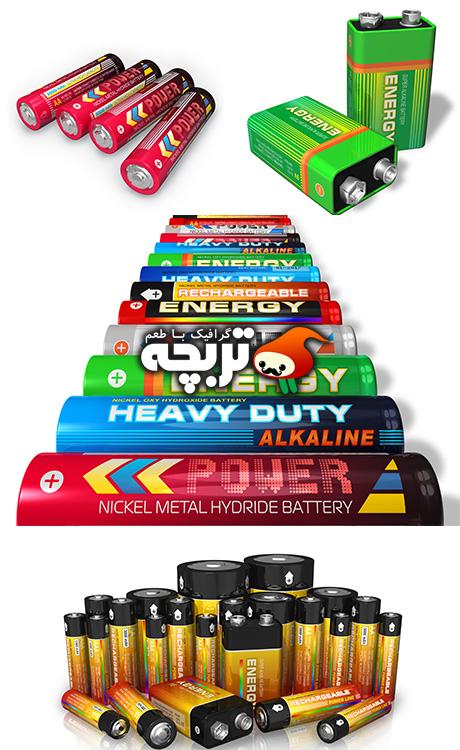 تصاویر با کیفیت باتری Battery Stock Photos