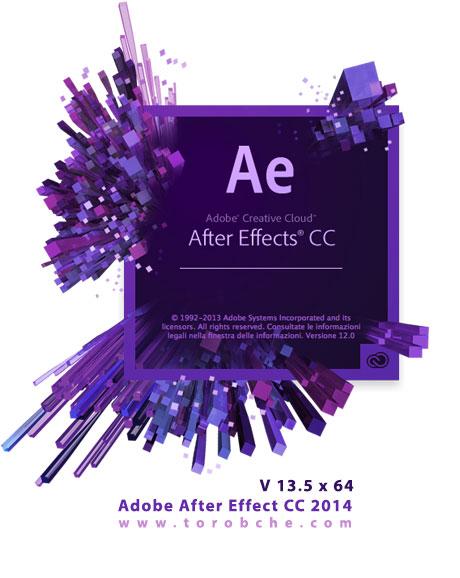 دانلود نسخه جدید نرم افزار افتر افکت – Adobe After Effect CC 2014 v13.2 x64