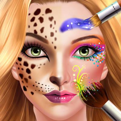 دانلود نرم افزار اندروید Face Paint Beauty SPA Salon
