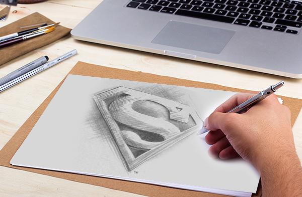 از دفتر طراحی استفاده کنید