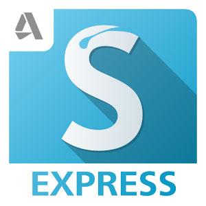 دانلود نرم افزار اندروید SketchBook Express