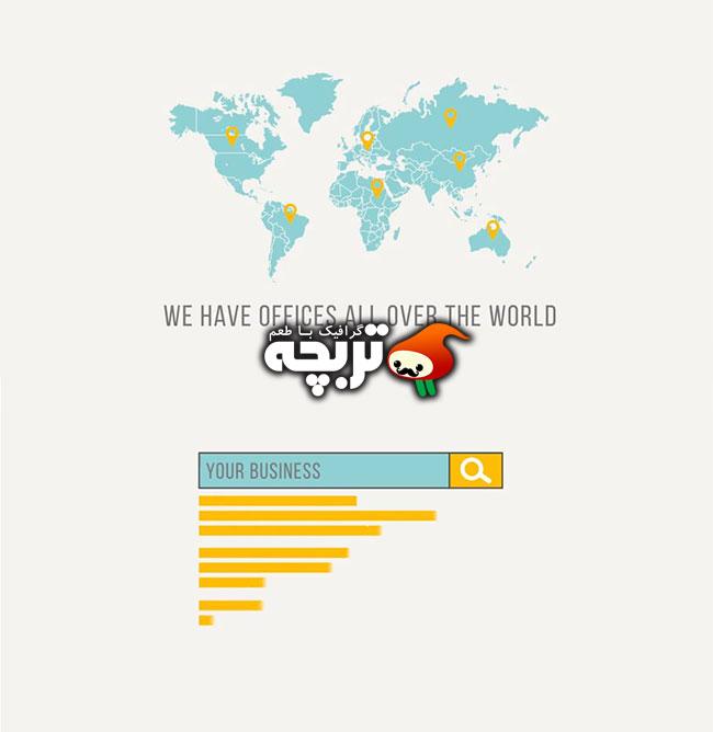 دانلود پروژه افترافکت بهینه سازی وب سایت شرکت ها
