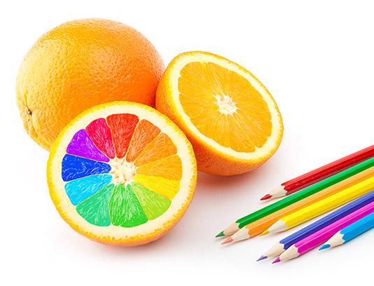 عکس با کیفیت پرتقال
