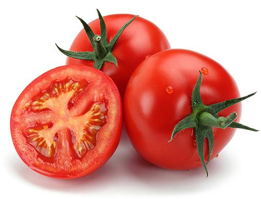 عکس با کیفیت گوجه فرنگی
