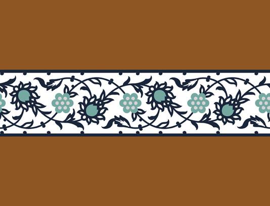 وکتور کاشی کاری اسلامی شماره ۵