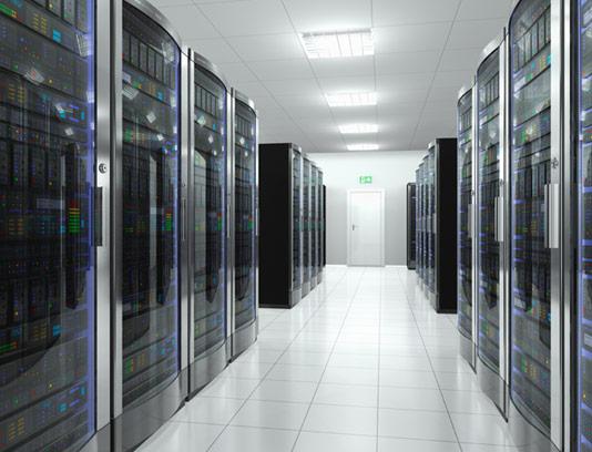 عکس اتاق سرور با کیفیت عالی و رزولوشن بالا