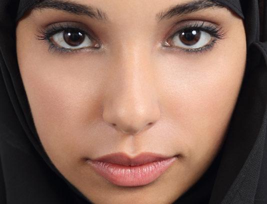 عکس با کیفیت حجاب زن مسلمان