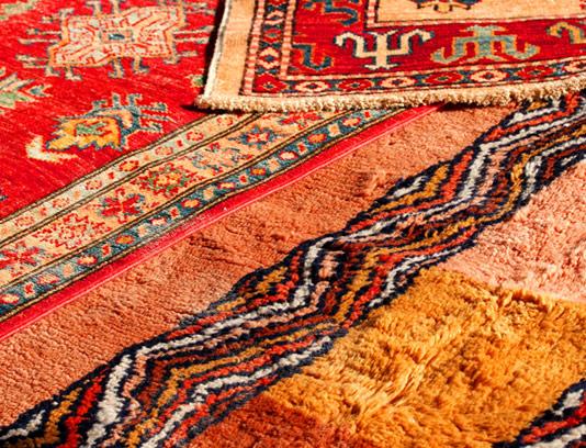 عکس با کیفیت فرش های ایرانی شماره 01