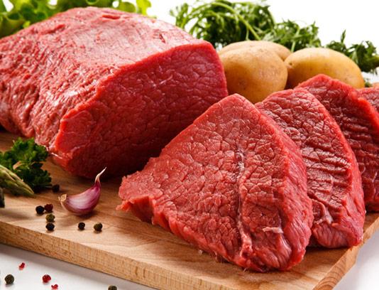 عکس با کیفیت گوشت گوساله ی تازه شماره ۰۲