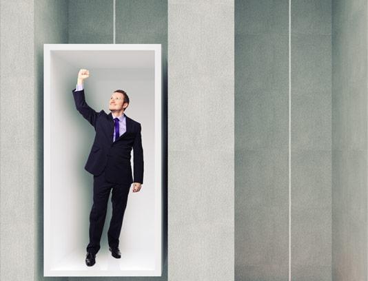 عکس با کیفیت عالی مفهومی کسب و کار بالا رفتن و یا سقوط