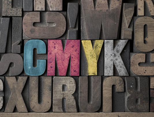 عکس با کیفیت مد رنگی چاپ CMYK شماره 02