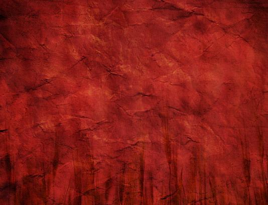 تکسچر کاغذی چروک قرمز گرانج مناسب تایپوگرافی ۰۸