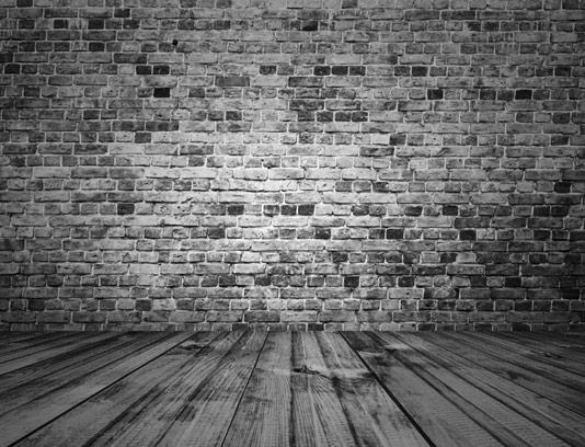 تکسچر پس زمینه دیوار آجری و زمینه چوبی شماره 02