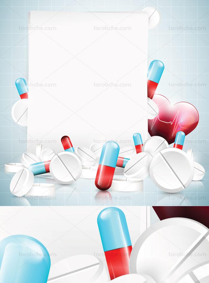 وکتور داروخانه، قرص و کپسول
