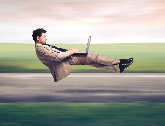 عکس با کیفیت مفهومی سرعت اینترنت
