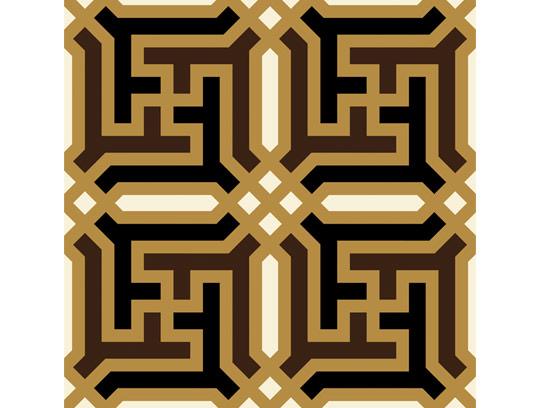 وکتور طرح نماد و المان اسلامی شماره ۲۵