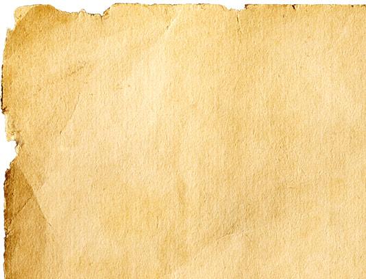 تکسچر کاغذ قدیمی پاره شده شماره 03