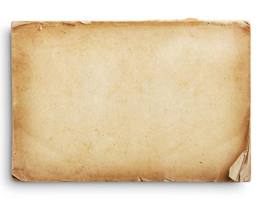 تکسچر کاغذ قدیمی کاهی شماره ۰۱