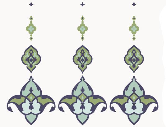 وکتور طرح نماد و المان اسلامی شماره ۲۹
