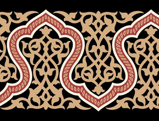 وکتور طرح المان و نماد اسلامی شماره ۳۵